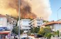 Пожары в Турции угрожают туристам в Мармарисе и Бодруме: идет эвакуация