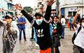 У Гватэмале дэманстранты перакрылі некалькі дарог і вуліц у сталіцы