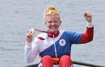 Уроженка Минска выиграла серебрянную медаль на Олимпиаде в Токио