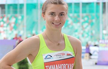 Тимановская получила гуманитарную визу в Польшу