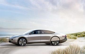 В Нидерландах создали электромобиль с рекордной дистанцией на одной подзарядке