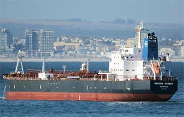 В Аравийском море совершено нападение на танкер