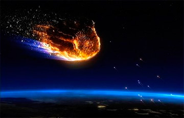 В турецком Измире упал метеорит
