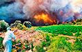 У Турцыі бушуюць лясныя пажары: шакавальнае відэа