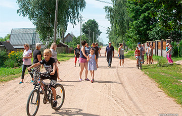 Белорусская деревня восстала против бездомных собак