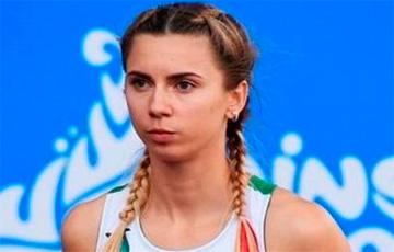 Представители МОК переговорили с белорусской бегуньей Тимановской