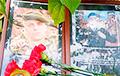 Белорусы Киева провели акцию в память об убитом Романе Бондаренко