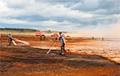 Як на Марсе: у Гомельскай вобласці лясны пажар тушаць ужо 10 дзён