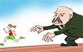 БФСС: Рашэнне аб зняцці Ціманоўскай з Алімпіяды прыняў Лукашэнка