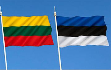 Эстония и Литва обсудили возможные санкции против белорусского режима