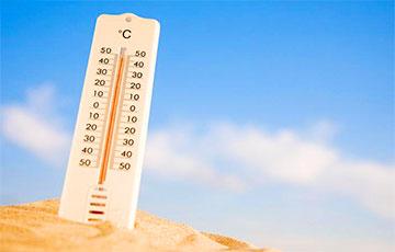 Спёка ў Грэцыі: тэмпература перавысіла +46 градусаў