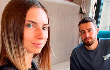 МИД Украины оказывает помощь мужу белорусской бегуньи Тимановской