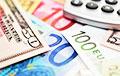 Беларускі рубель «асеў» да ўсіх асноўных валют