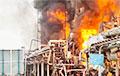 На севере России сгорел завод «Газпрома»