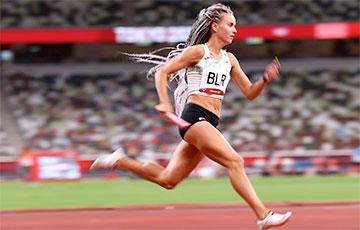 Белорусская команда пробежала скандальную эстафету 4х400 на Олимпиаде с самым худшим результатом