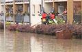 Сильные ливни вызвали подтопления в Польше