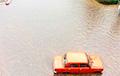 «Вот это волны»: Минск опять затопило