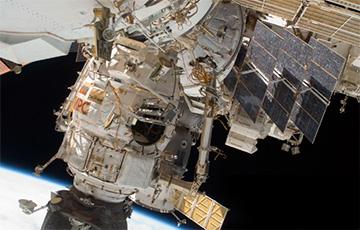 Астронавт показал, как падал российский модуль «Пирс»