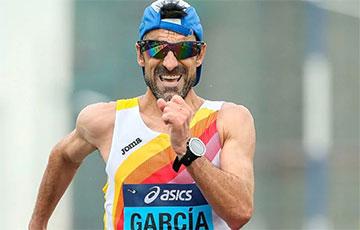 Токио: испанский ходок Хесус Анхель Гарсия выступил на восьмой Олимпиаде в карьере