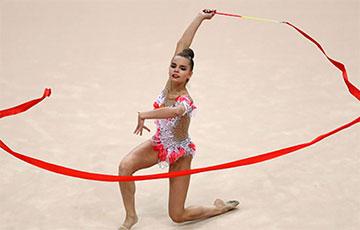 Болгария превзошла Россию в групповых упражнениях по художественной гимнастике на Олимпиаде в Токио