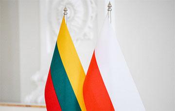 Литва и Польша призвали Евросоюз расширить санкции против режима Лукашенко