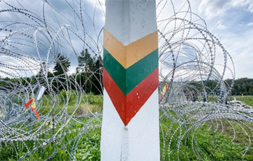Iranian Migrant Did Not Manage To Enter Lithuania From Belarus And Threw Stones At Border Guards