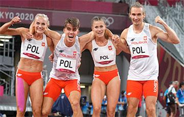 Олимпиада в Токио стала лучшей для польских спортсменов в 21-ом веке