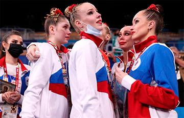 Белорусская ассоциация гимнастики потроллила российских спортсменов