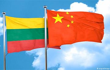 Китай отзывает посла из Литвы