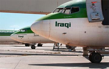 Из Минска в Багдад вывозным рейсом вылетели 240 иракцев