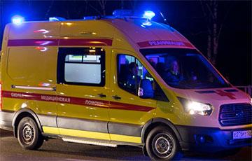 В российском Воронеже взорвался рейсовый автобус