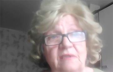 Пенсионерка из Бобруйска: Я каждый день проклинаю тебя, Лукашенко