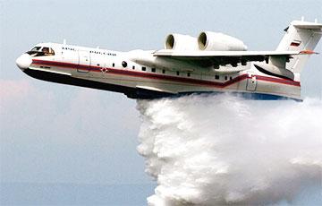 При крушении Бе-200 в Турции погиб летчик из российского пропагандистского фильма