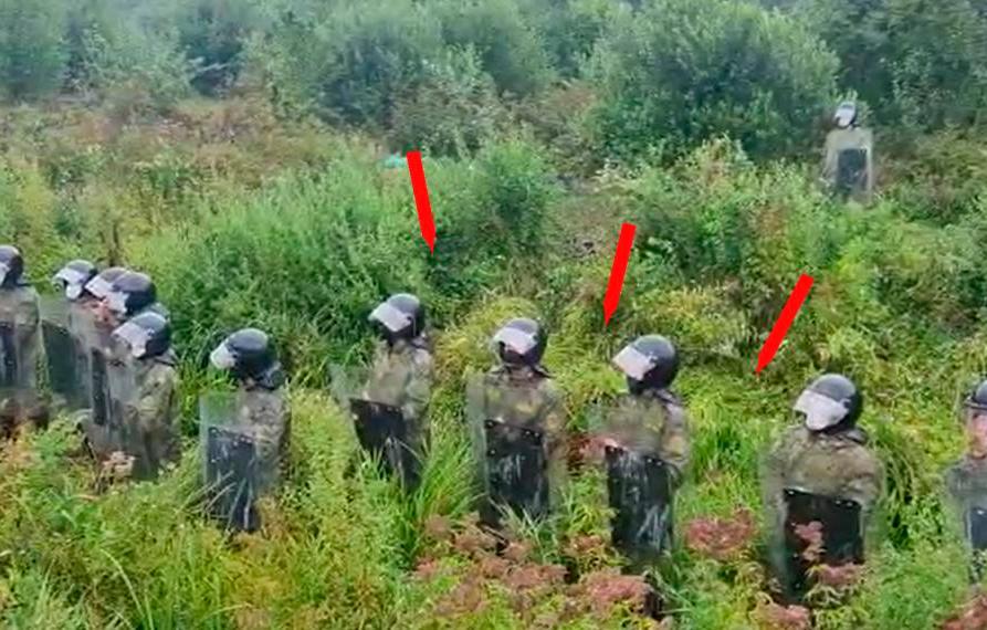 Литовские пограничники: На территорию Литвы вошли 12 белорусских силовиков