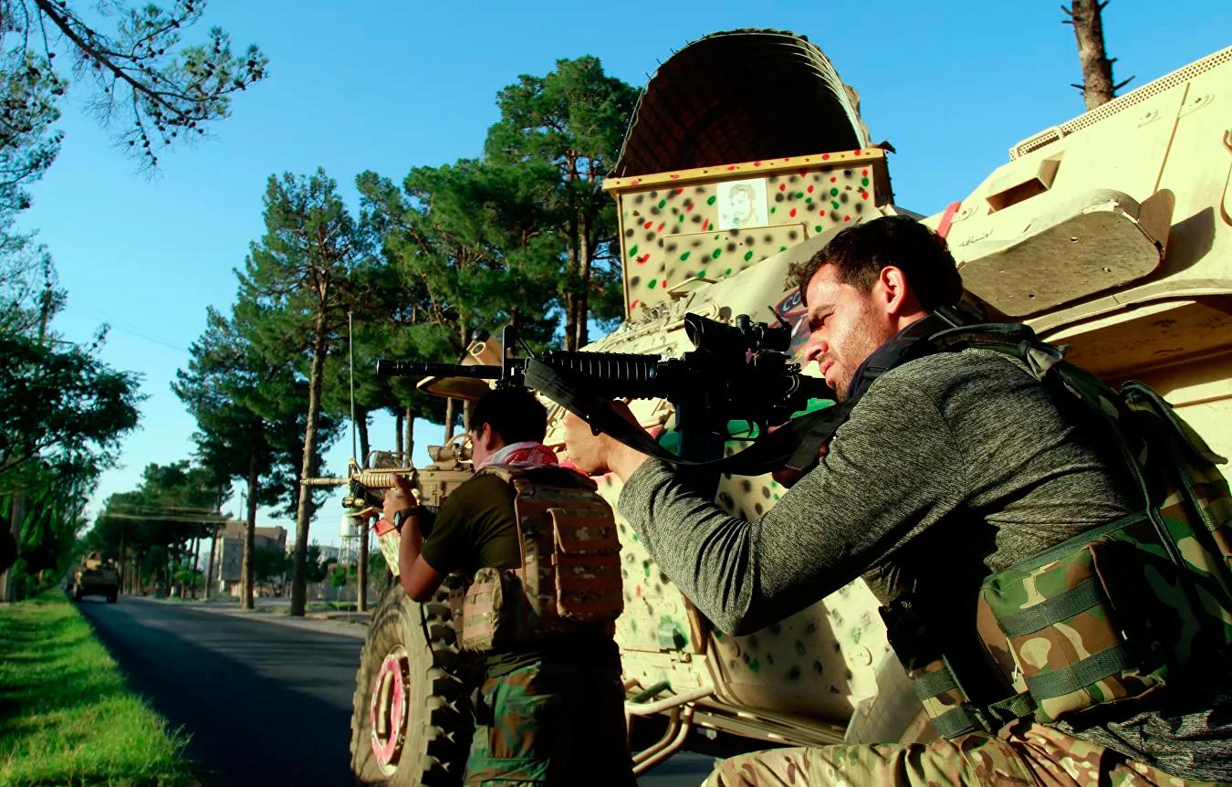 СМИ: В Афганистане началось вооруженное сопротивление «Талибану»