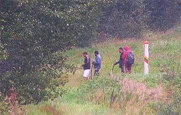 Литва раскрыла провокацию: белорусские пограничники инсценировали избиение мигранта