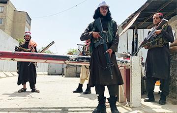 Митингующие с национальными флагами вышли против талибов еще в одном городе Афганистана