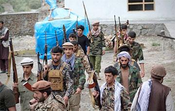 В Афганистане возобновились бои национального сопротивления с талибами