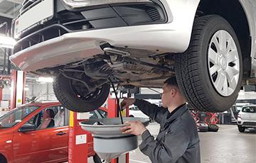 Где белорусский автовладелец может выгоднее всего заменить масло?