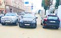 Фотофакт: Шокирующая парковка в самом центре Минска