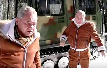 Путин с помощью Шойгу готовится «отступать» в Сибирь