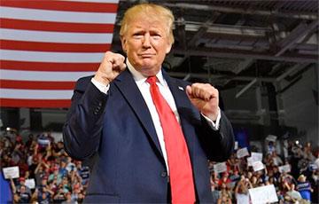 Трамп будет комментатором боя легендарного боксера Холифилда