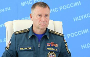 В России на учениях погиб глава МЧС