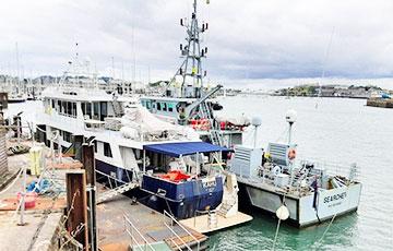 У берегов Англии перехватили элитную яхту с двумя тоннами кокаина