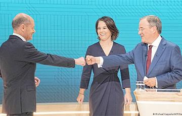 В Германии прошли теледебаты кандидатов в канцлеры