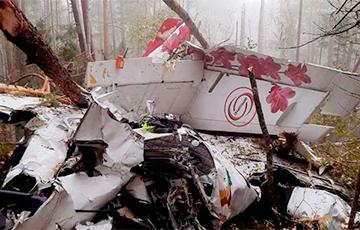 Крушение самолета L-410 под Иркутском: появились две версии