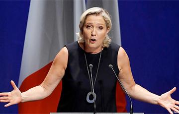 Ле Пен объявила об участии в выборах президента Франции