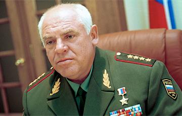 Умер воевавший против Чечни российский генерал