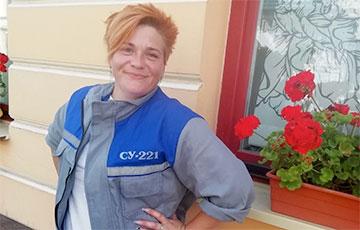 Yuliya Sliuko: If Everybody Strikes, Then We Will Win