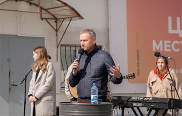 Пастор Гончаренко: Беларусь, время твоего плена заканчивается!